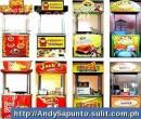AFFORDABLE Foodcart franchising business  FOOD Cart Franchising