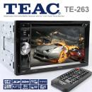 TEAC TE-263 Touchscreen