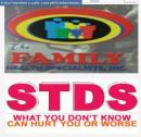 STD Clinic (Hepatitis B, Herpes, Gonorrhea, Chlamydia, HIV, etc)